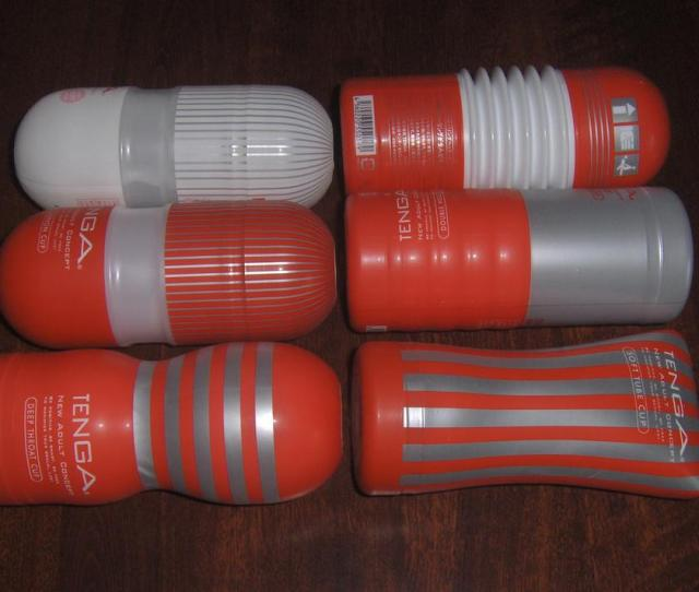 The Tenga Cup Of 6 Pcs Set Which Give The Ultimate Clinging Sensation To Deliver Sensations Never Experienced Before One Of The Greatest Orgasms