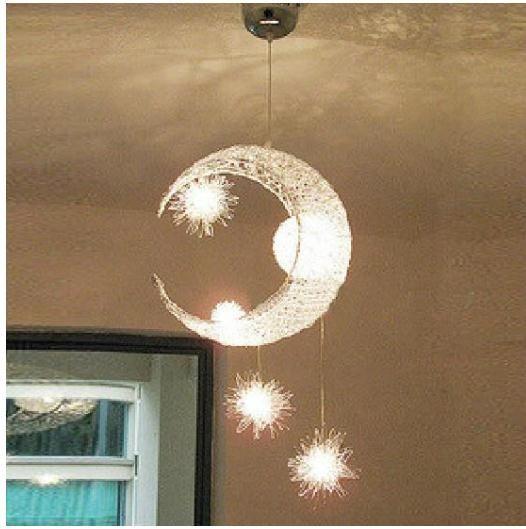 Wholesale Bedroom Moon Amp Stars Modern Pendant Ceiling