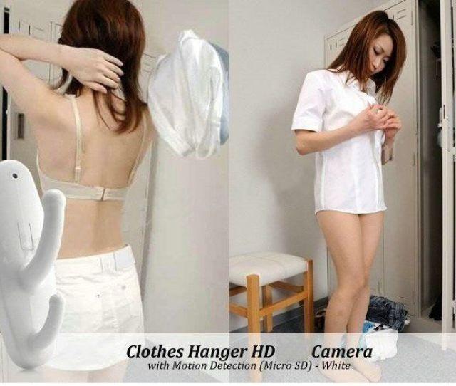 Clothes Hanger Hd Hidden Camera With Motion Detection 1280x960 High Quality Mini Spy Dvr Pinhole Cam