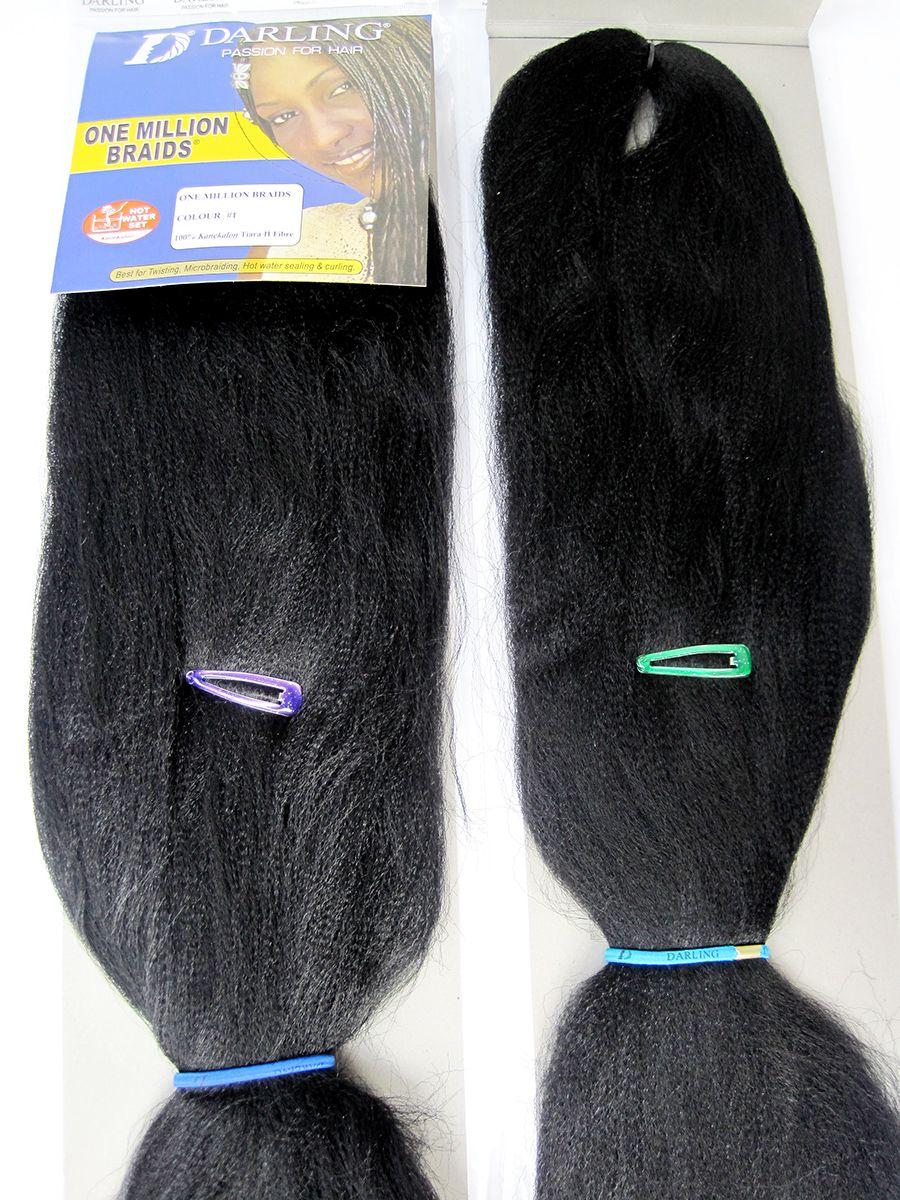 SUPER JUMBO Darling Afro Hair Extensions Xpression Jumbo