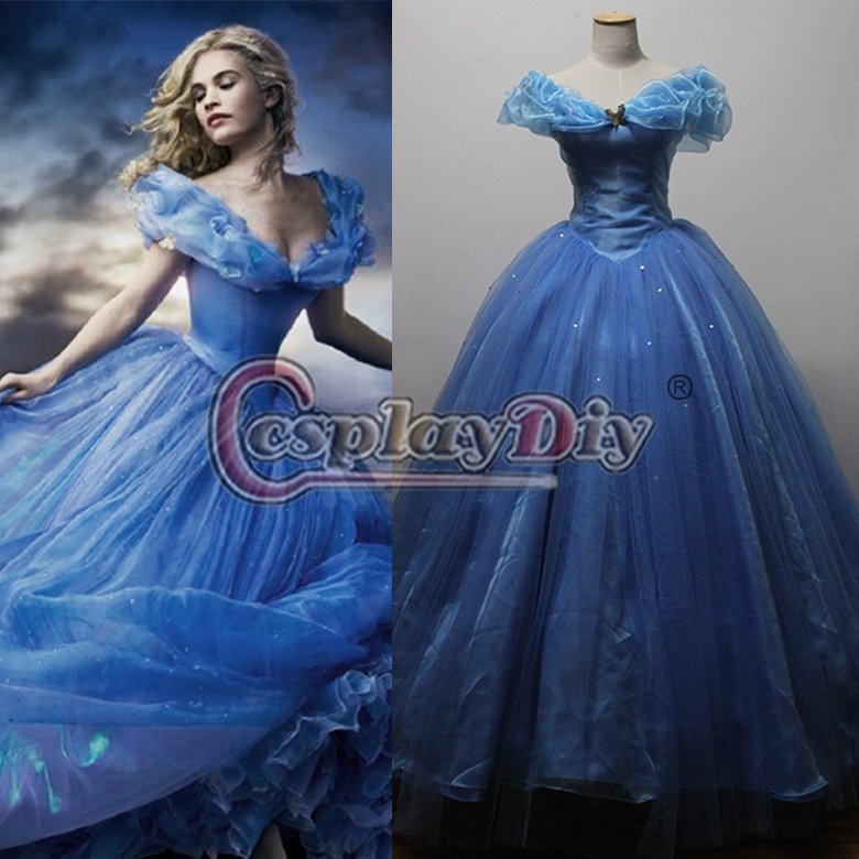 2015 New Movie Cinderella Princess Prince Richard Madden