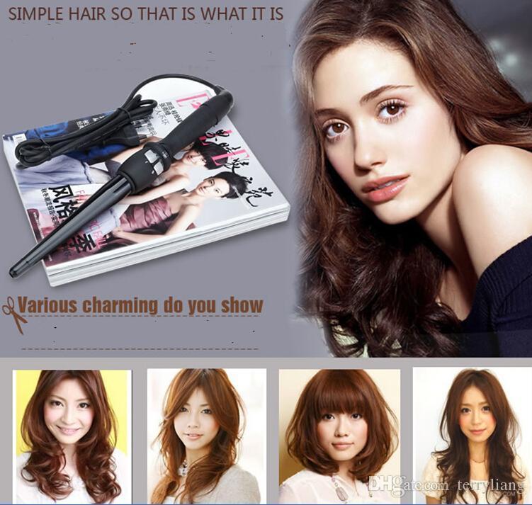 Professional Hair Curling Iron Curl Machine Model 1425D