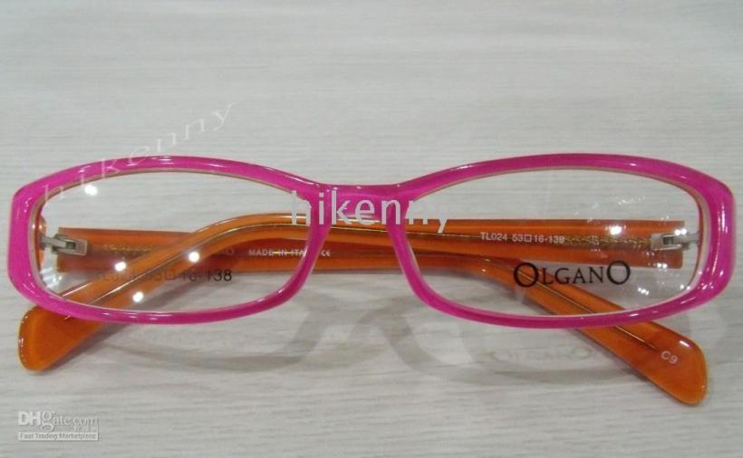 0271c897c2bd Womens Eyeglass Frames Vogue New Eye Gl Hot Pink Color Full