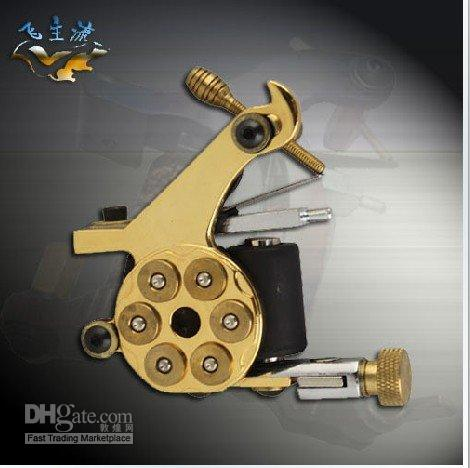 Fog tattoo machine to play left-lun H13-1 package yellow tattoo transfer