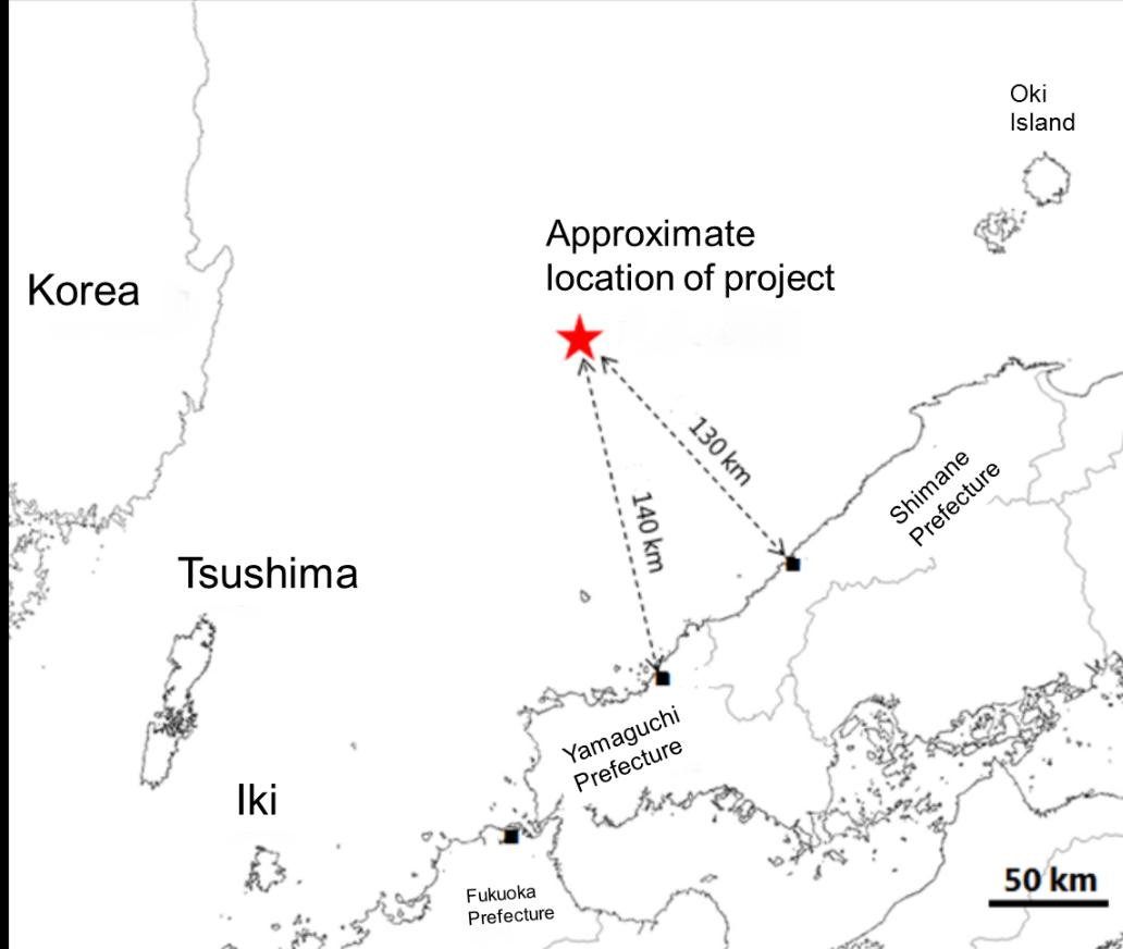 Inpex Begins Drilling At Offshore Shimane And Yamaguchi