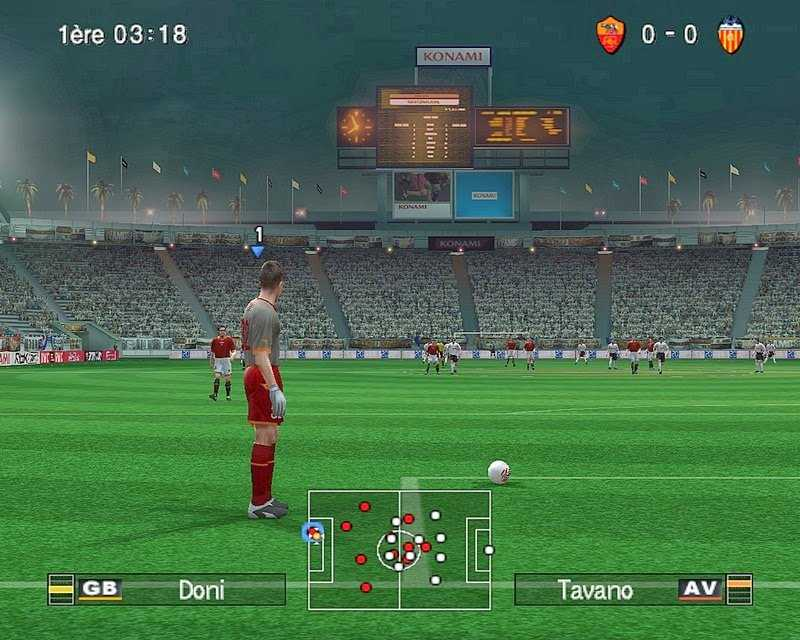 تحميل لعبة بيس Download Pro Evolution Soccer 6 للكمبيوتر