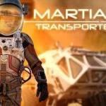 تحميل لعبه شاحنة الفضاء Martian Transporter للكمبيوتر مجانا