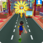 تنزيل Subway train Surf & Road Runner للاندرويد