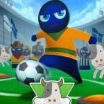 لعبة كرة قدم اون لاين خماسية خفيفة FootLOL Epic Fail League للكمبيوتر