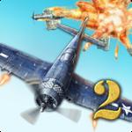 تنزيل لعبة حرب الطائرات AirAttack 2 APK للاندرويد