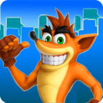 تنزيل لعبة هروب كراش Crash Bandicoot Tn للاندرويد