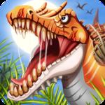 تحميل لعبة معارك التنين Dino Battle للأندرويد