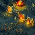 تحميل لعبة الحرب Throne Rush للأندرويد