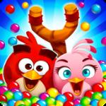 تنزيل لعبة Angry Birds POP Bubble Shooter APK للاندرويد