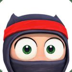تنزيل لعبة النينجا Clumsy Ninja APK للاندرويد