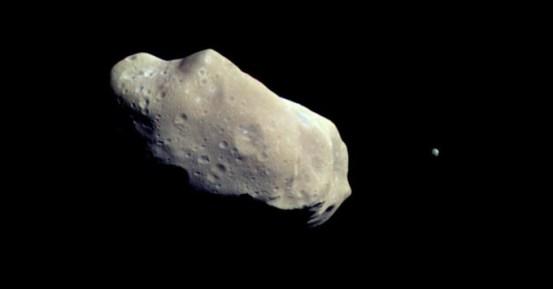 충돌 위협 소행성 '아포피스', 대한민국 우주 개발의 새로운 표적이 될 것인가 : 동아 사이언스