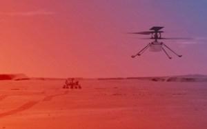 11 일 화성 하늘을 나는 최초의 헬리콥터 : 동아 사이언스