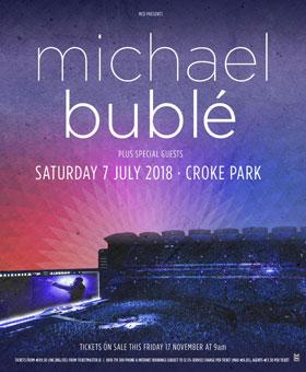 BB Ireland Tour Admat
