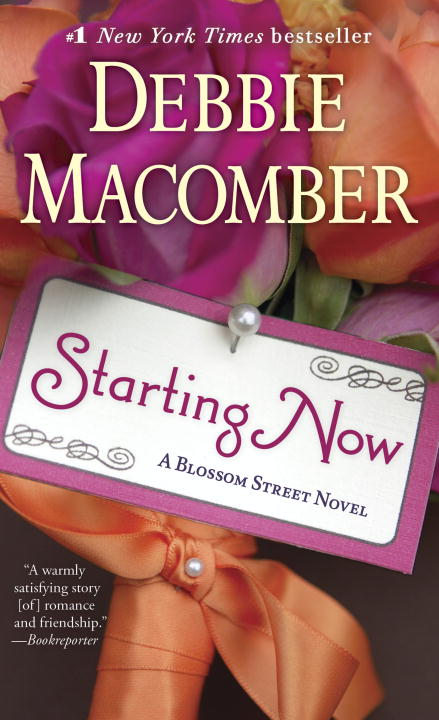 """#1 NEW YORK TIMES BESTSELLER Debbie Macomber returns to Seattle's beloved Blossom Street in this heartfelt tale of friendship, renewal, and discovering what's truly important in life. For years Libby Morgan dreamed only of making partner in her competitive, high-pressure law firm. She sacrificed everything for her career—her friends, her marriage, her chance at creating a family. When her boss calls Libby into his office, she assumes it will finally be good news, but nothing can prepare her for the shocking reality: She's been let go and must rebuild her entire life . . . starting now. With no job prospects in sight, Libby reaches out to old friends and spends her afternoons at A Good Yarn, the local knitting store. There she forms a close bond with Lydia, the sweet-natured shop owner; Lydia's spirited teenage daughter, Casey; and Casey's best friend, Ava, a shy yet troubled girl who will shape Libby's future in surprising and profound ways. As A Good Yarn becomes a second home—and the women a new kind of family—Libby relishes the different person she's become. She even finds time for romance with a charming and handsome doctor who seems to be her perfect match. But just as everything is coming together, Libby must make a choice that could forever change the life she holds so dear. Warmly told and richly textured, Starting Now is filled with the promise of new beginnings and the unending delights of companionship and love. BONUS: This edition includes excerpts from Debbie Macomber's Last One Home and The Inn at Rose Harbor. Praise for Starting Now """"Debbie Macomber is undoubtedly among America's favorite authors [with] a masterful gift of creating tales that are both mesmerizing and inspiring. . . . Her Blossom Street characters seem as warm and caring as beloved friends.""""—Wichita Falls Times Record News """"There is a reason that legions of Macomber fans ask for more Blossom Street books. They fully engage her readers as her characters discover happiness, purpose, and """
