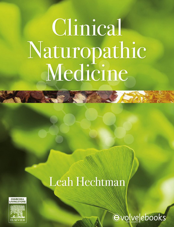 Clinical Naturopathic Medicine - E-Book