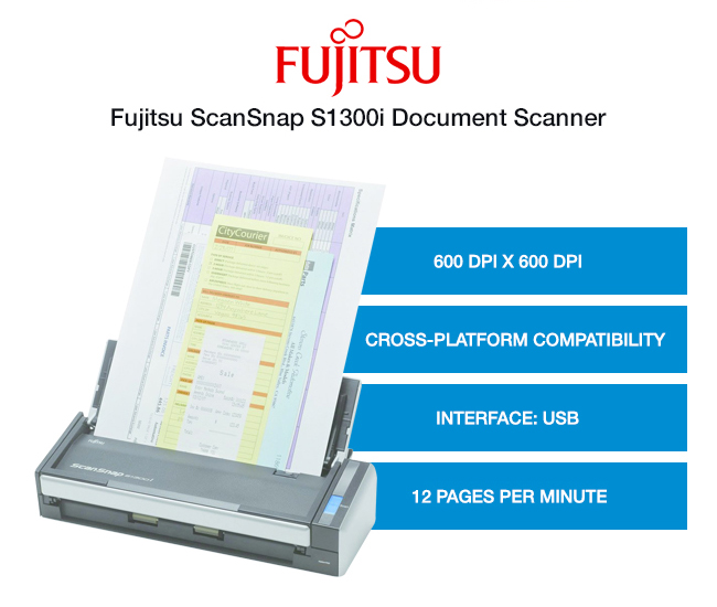 Fujitsu ScanSnap