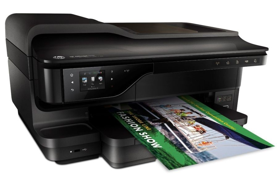 Hp Officejet 7612 Wide Format Wireless E All In One Duplex