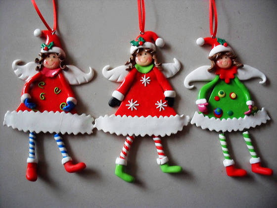 Sell Clay Dough Holiday Ornamentid8906788 From KWS