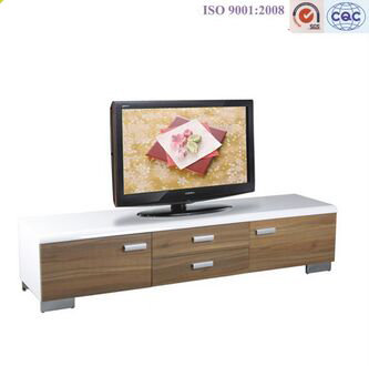 wooden modern led tv stand furniture id