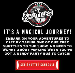 Shuttles - embark on a magical journey