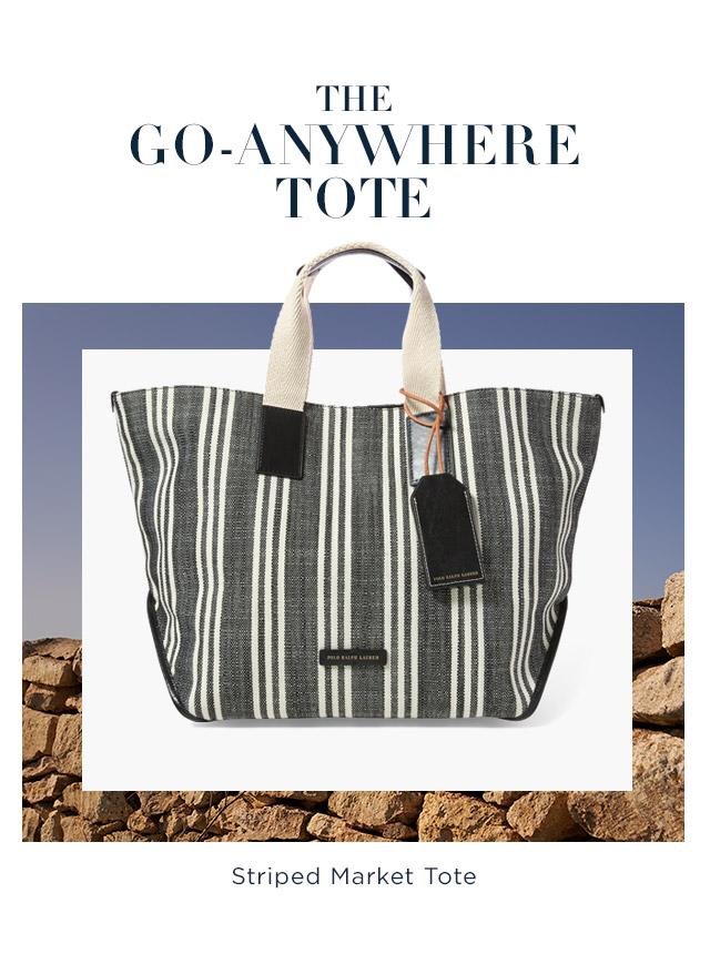 The Go-Anywhere Tote