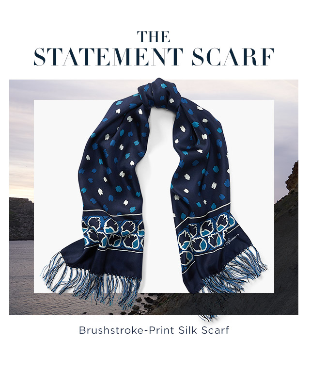 The Statement Scarf