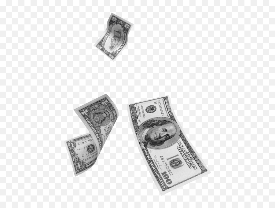 Flying Money 100 Dollar Bill Emoji Free Transparent Emoji Emojipng Com