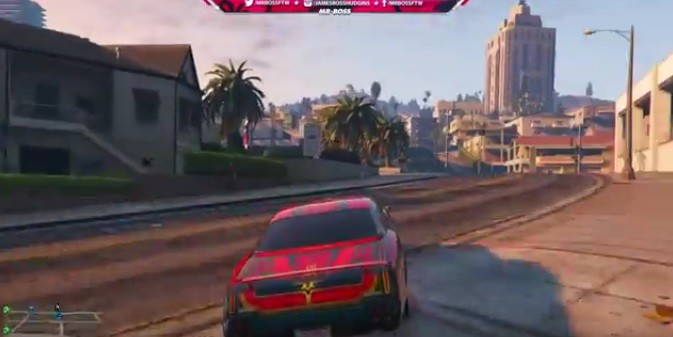 GTA Online  news  updates   In and Out  game mod le Grand Theft Auto Online is a persistent  open world online multiplayer  video game developed by