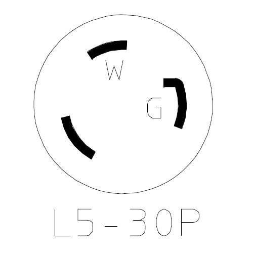 Nema L5 30p