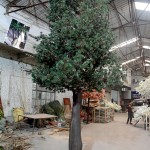 Artificial Tree Decor High Quality Big Pine Tree Bonsai For Decoration