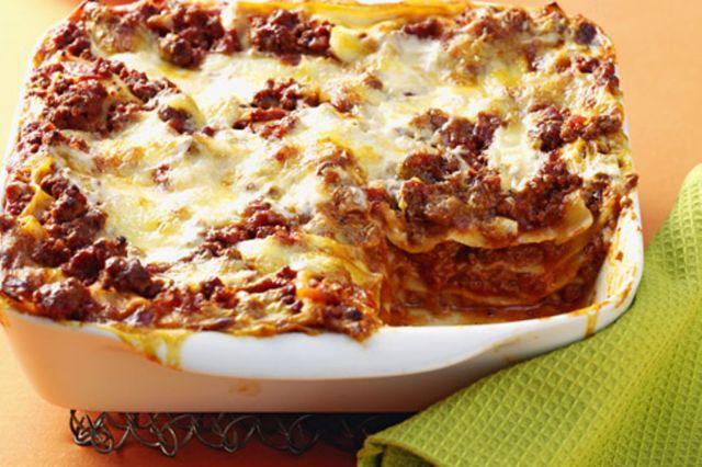 Klassisches Lasagne-Rezept