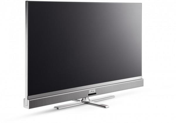 metz classic solea pro 55 media twin r 140 cm 55 3d lcd tv mit led technik silber a