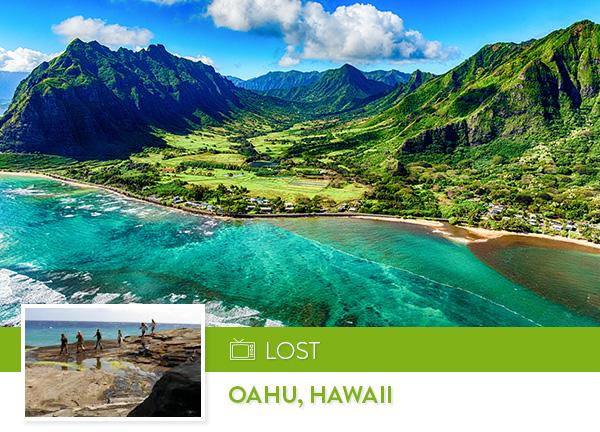 Lost - Oahu, Hawaii