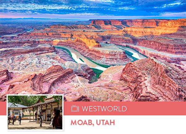 Westworld - Moab, Utah