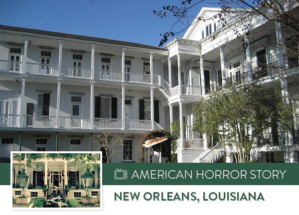 American Horror Story - New Orleans, LA