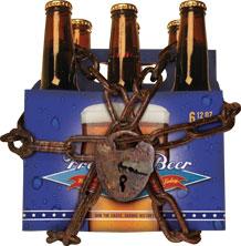 Beer - Locked Up