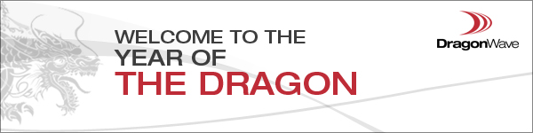 Welcome to the Year of the Dragon