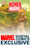WOMEN OF MARVEL DIGITAL #5