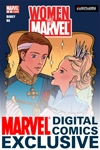 WOMEN OF MARVEL DIGITAL (INVISIBLE WOMAN) #4