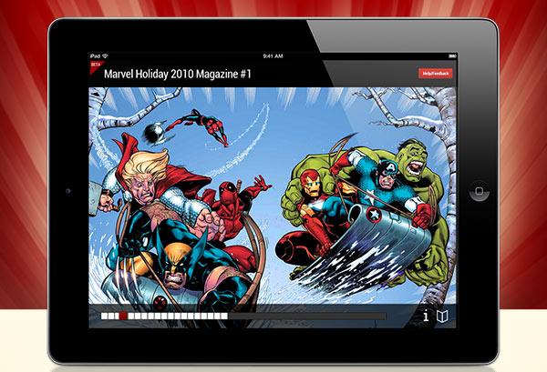 Image of MDCU Reader on iPad