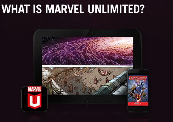What is Marvel Unlimited?