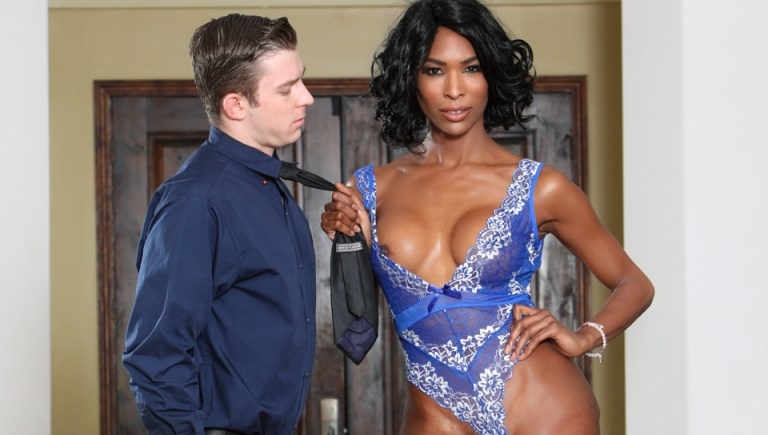 Interracial Transsexuals #02 - Scene 3