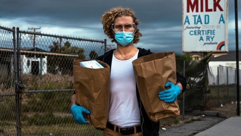 Future Darkly: Pandemic - Anthony's Date