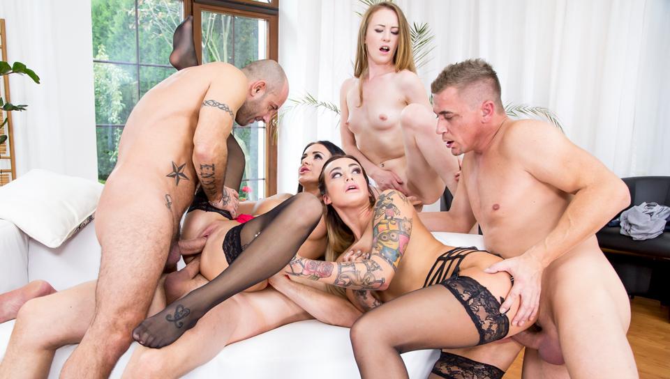 Swingers Orgies #14