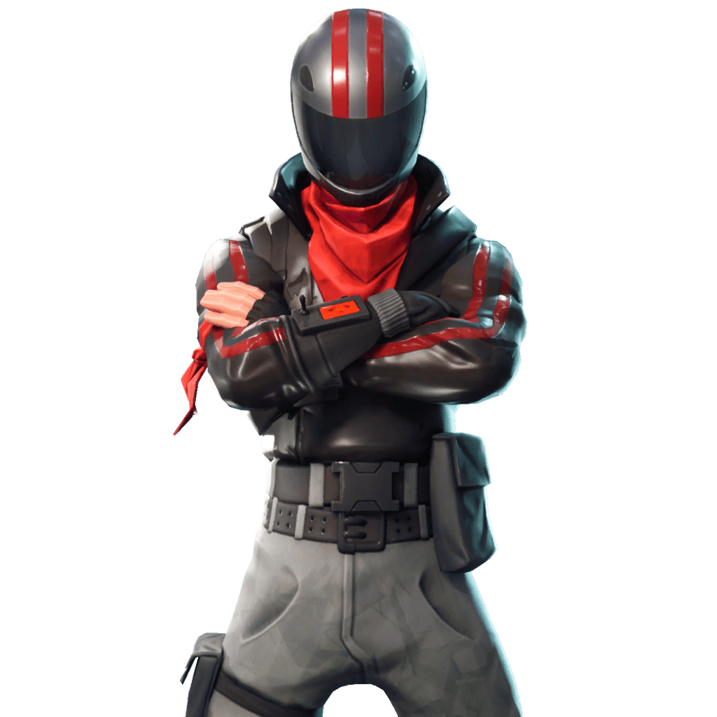 Burnout Outfit Fortnite Cosmetics